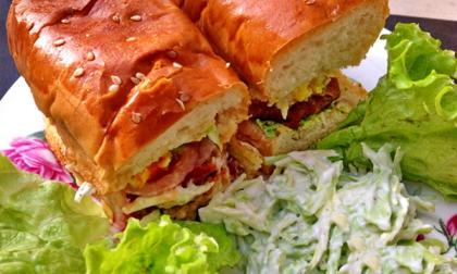 Anday-wala Burger