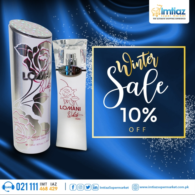 Perfume Post 10% Off (A)