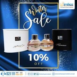 Perfume Post 10% Off (C)