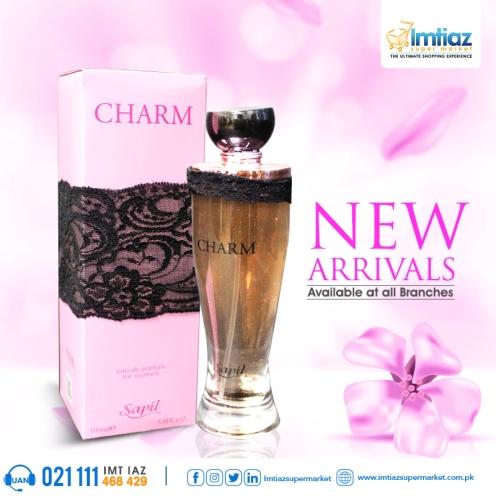 Post Charm Perfume